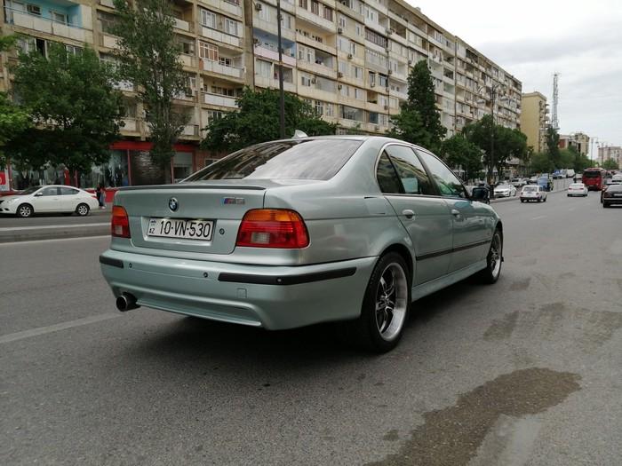 BMW 523 1996. Photo 6