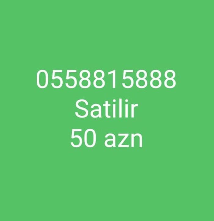Satilir 50 azn.Nomre oz adimadi.. Photo 0