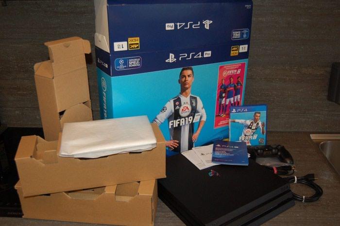 Sony Playstation 4 Pro 1TB Black in Kathmandu