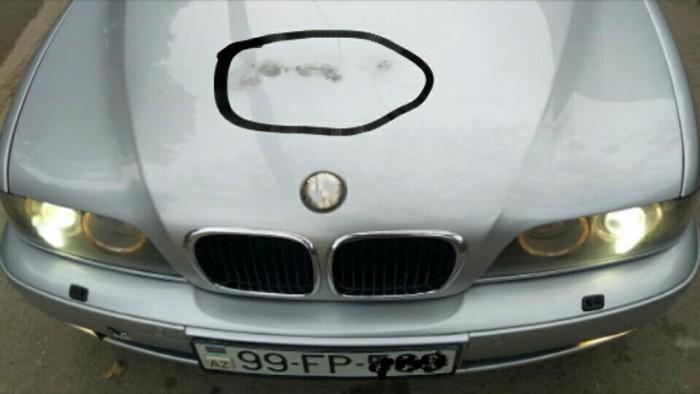 BMW 520 2001. Photo 7