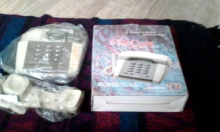 Аппараты телефонные стационар.и радиотел.. Photo 2