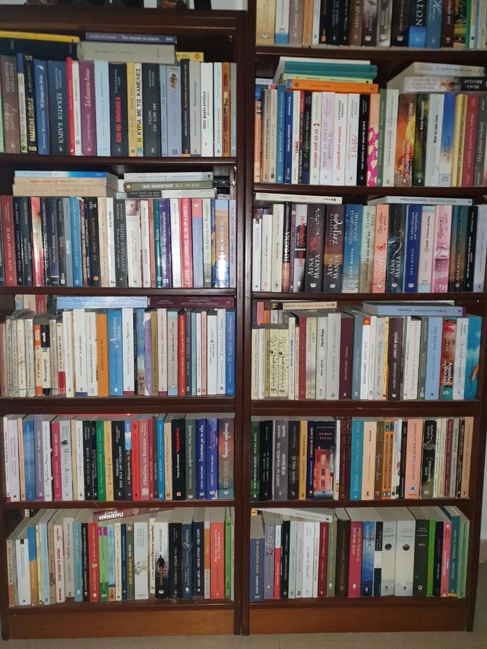 Πωλούνται πακέτα καινούργιων λογοτεχνικών βιβλίων ελληνικής και ξένης πεζογραφίας