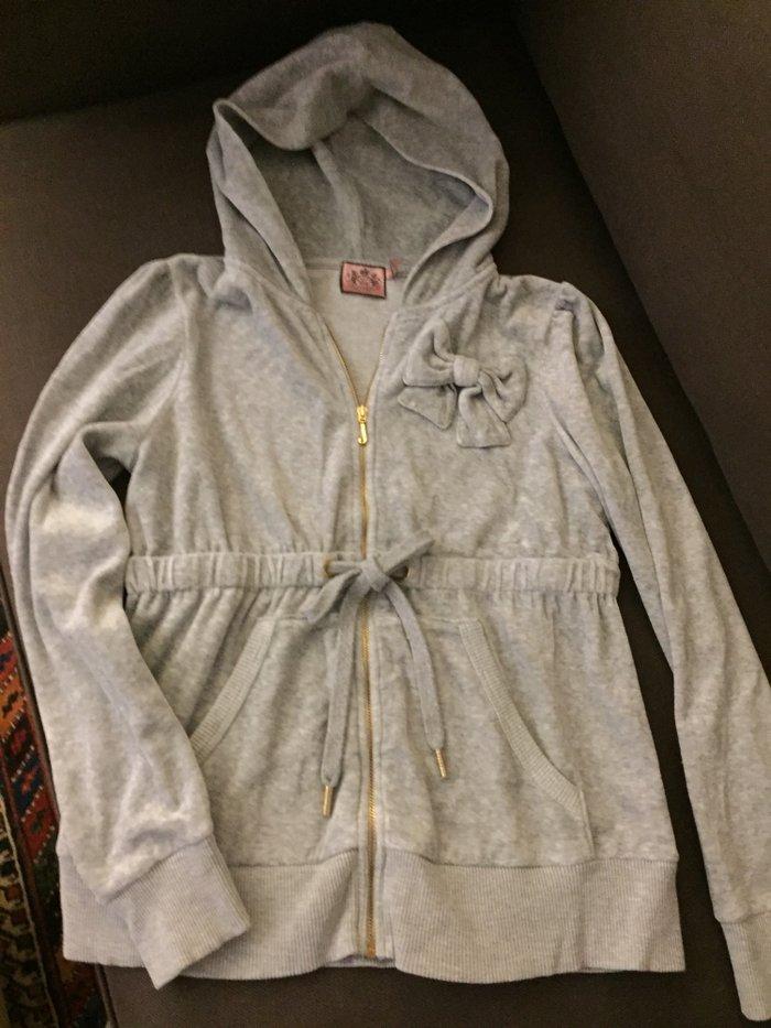 Juicy ολοκαίνουργιο βελουτέ hoodie limited edition. Αγορασμένο 127€ .  σε Υπόλοιπο Αττικής
