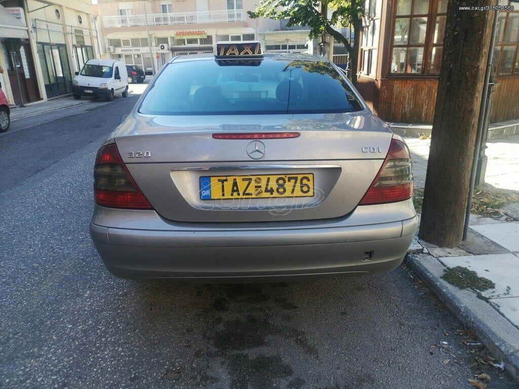 Mercedes-Benz E 270 2.7 l. 2005 | 948000 km | η αγγελία δημοσιεύτηκε 25 Σεπτέμβριος 2021 11:24:59 | MERCEDES-BENZ: Mercedes-Benz E 270 2.7 l. 2005 | 948000 km
