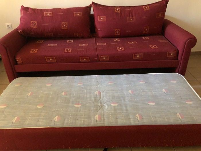Καναπες κρεβάτι λίγο φθαρμενο στην. Photo 1