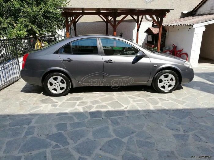Nissan Primera 2003. Photo 1