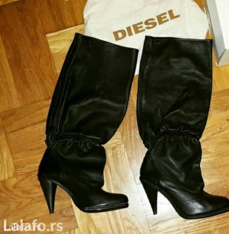 Diesel kožne čizme