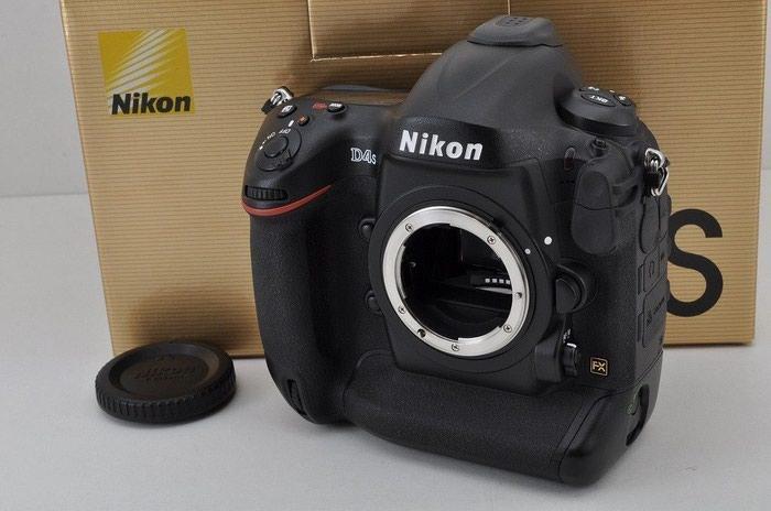 Νέα ψηφιακή φωτογραφική μηχανή SLR Nikon. Photo 2