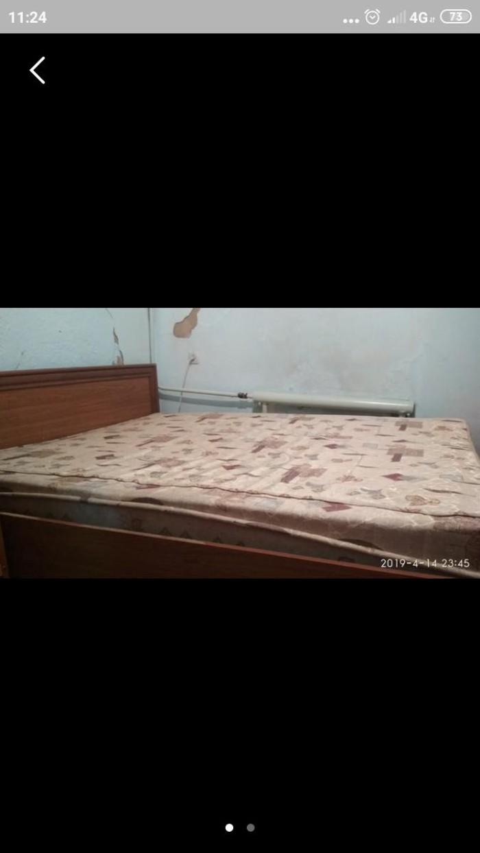 Продаю 2-х.кровать б/у,4500сом, торг уместен, телефон .. Photo 1