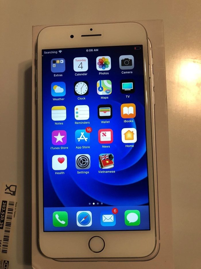 Apple iphone 8plus 256gb. Photo 2