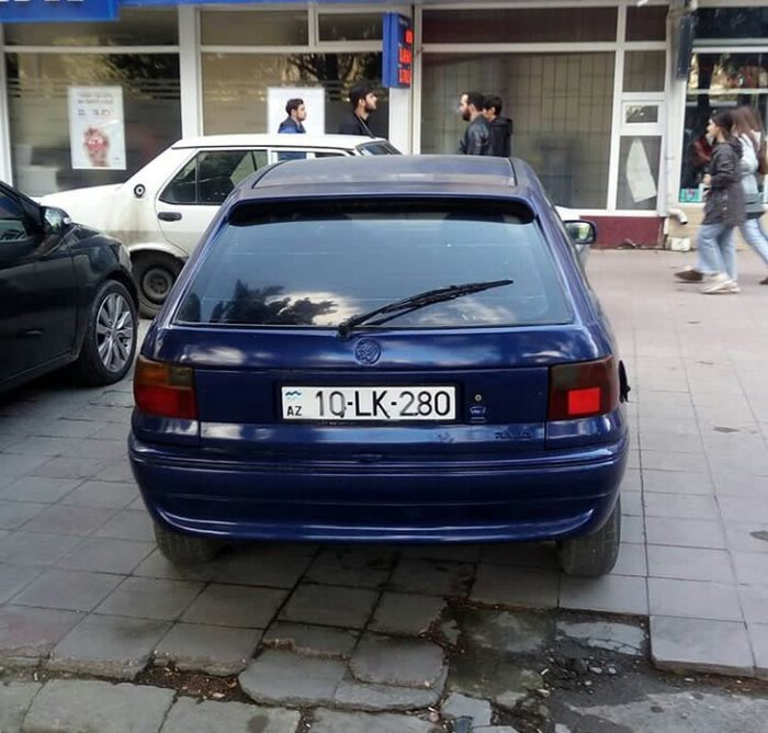 Opel Astra 1995. Photo 2