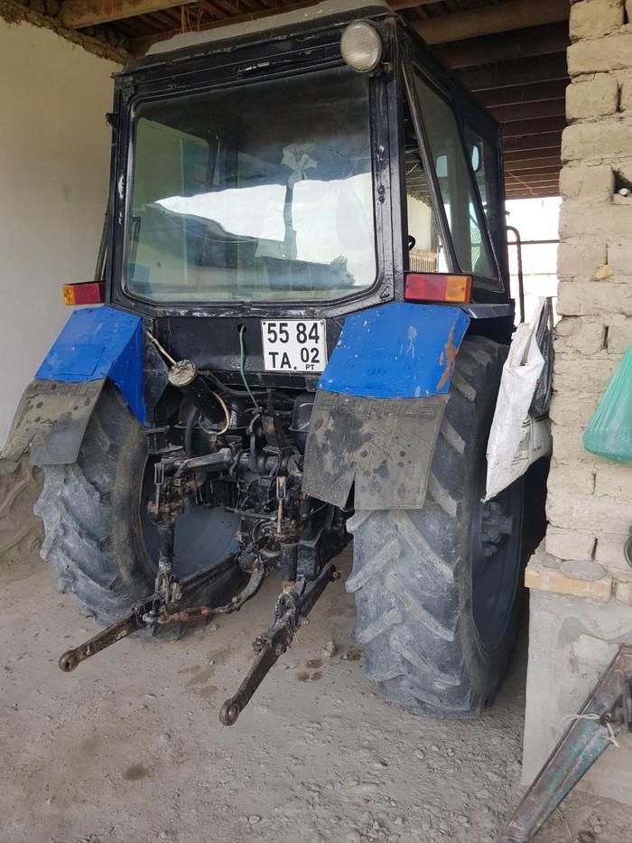 Трактор Беларусь мтз82.1. Photo 2