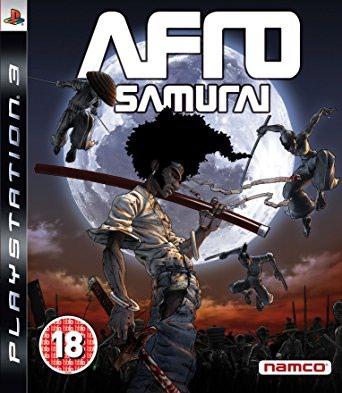 Bakı şəhərində Afro samurai  ps3