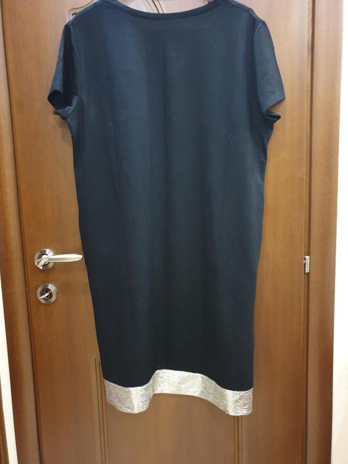 Φορεμα με χρυσες λεπτομερειες μεγεθους XXL. Photo 3