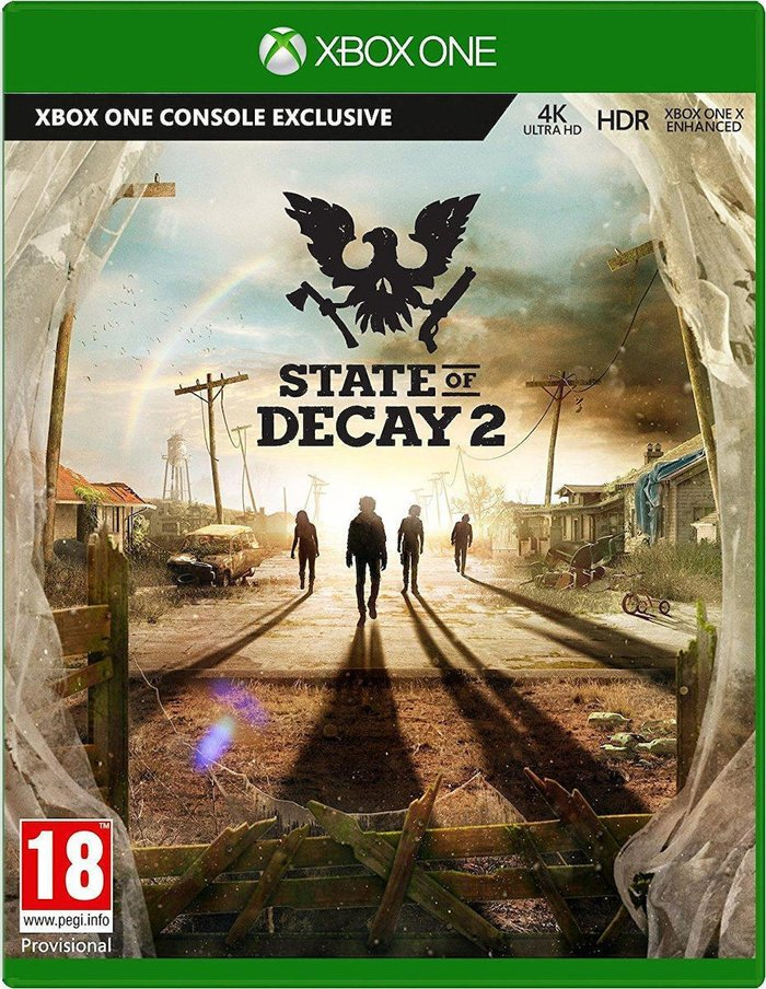 State of Decay 2 - xbox one - κωδικός που τον. Photo 0