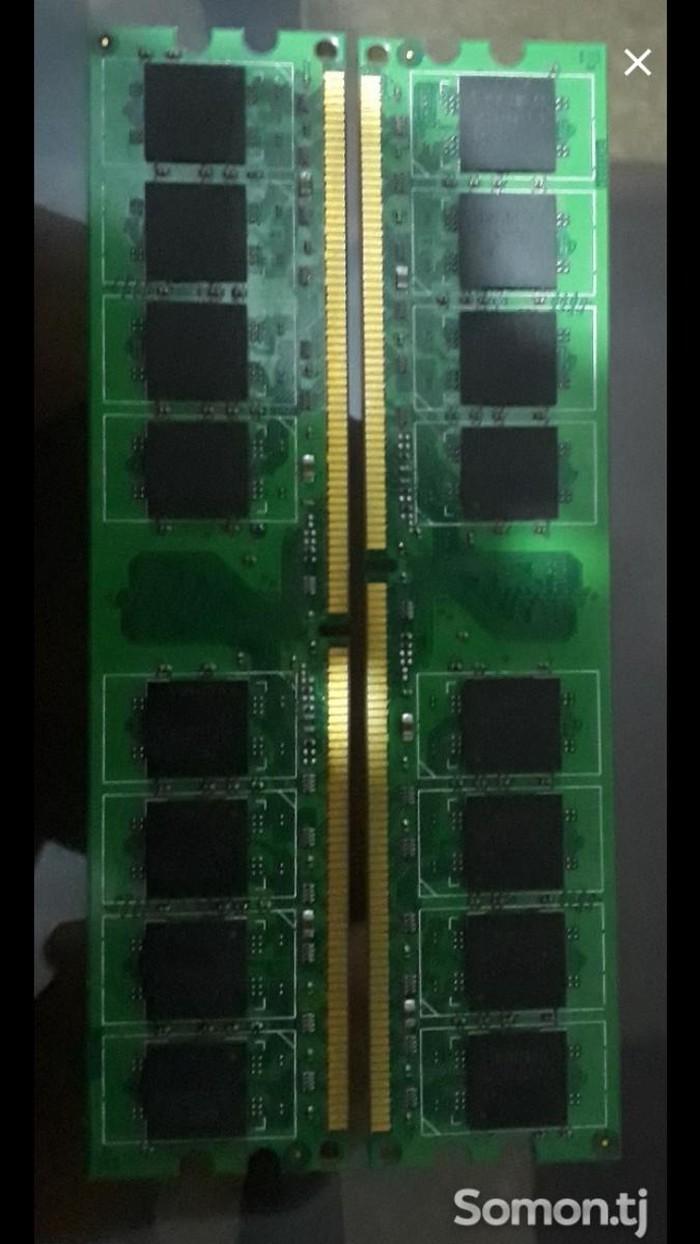 Оперативная память ddr2 на 2 гб. Photo 1