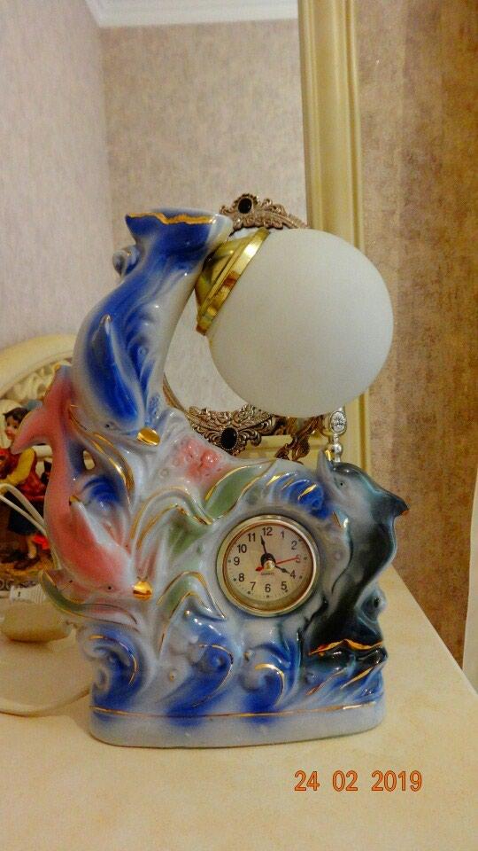 Saat lampa,işlək vəziyyətdə.. Photo 1