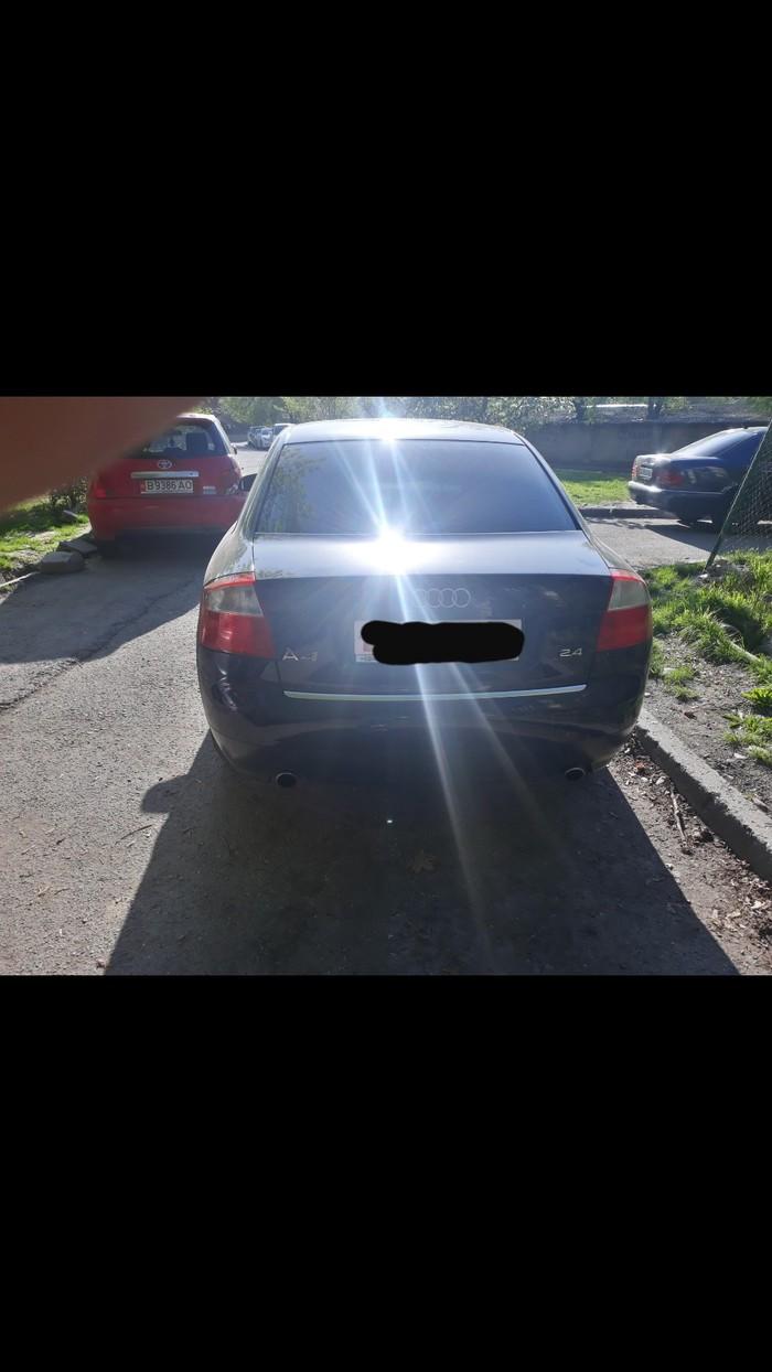 Audi A4 2003. Photo 4