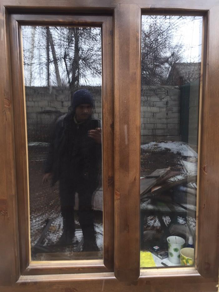 Изготавливаем деревянные евро окна на заказ. Photo 4