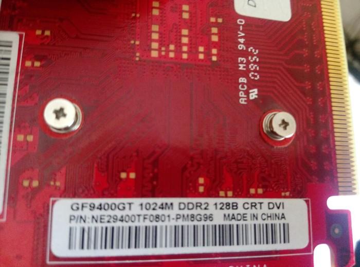 GF9400GT 1024M DDR2 128B WINDOWS 7 DRIVERS DOWNLOAD