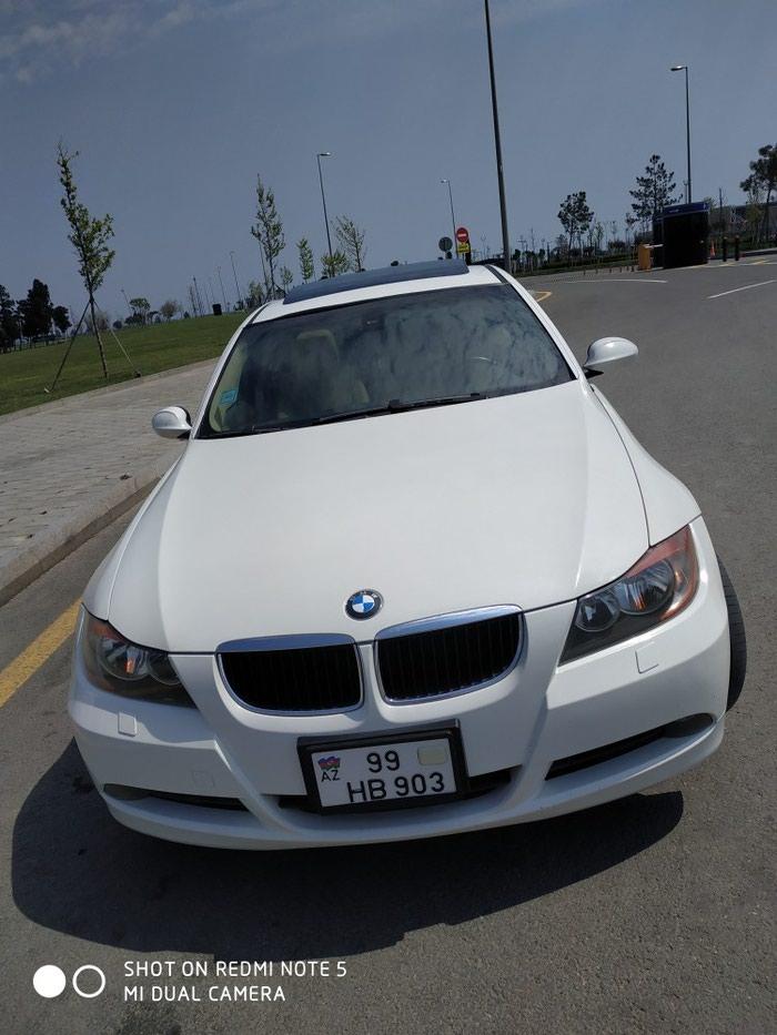 BMW 3 2006. Photo 3