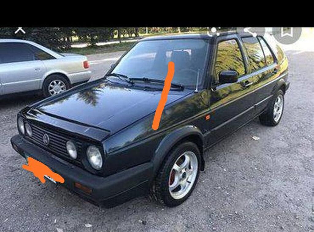 Volkswagen Golf 1.8 л