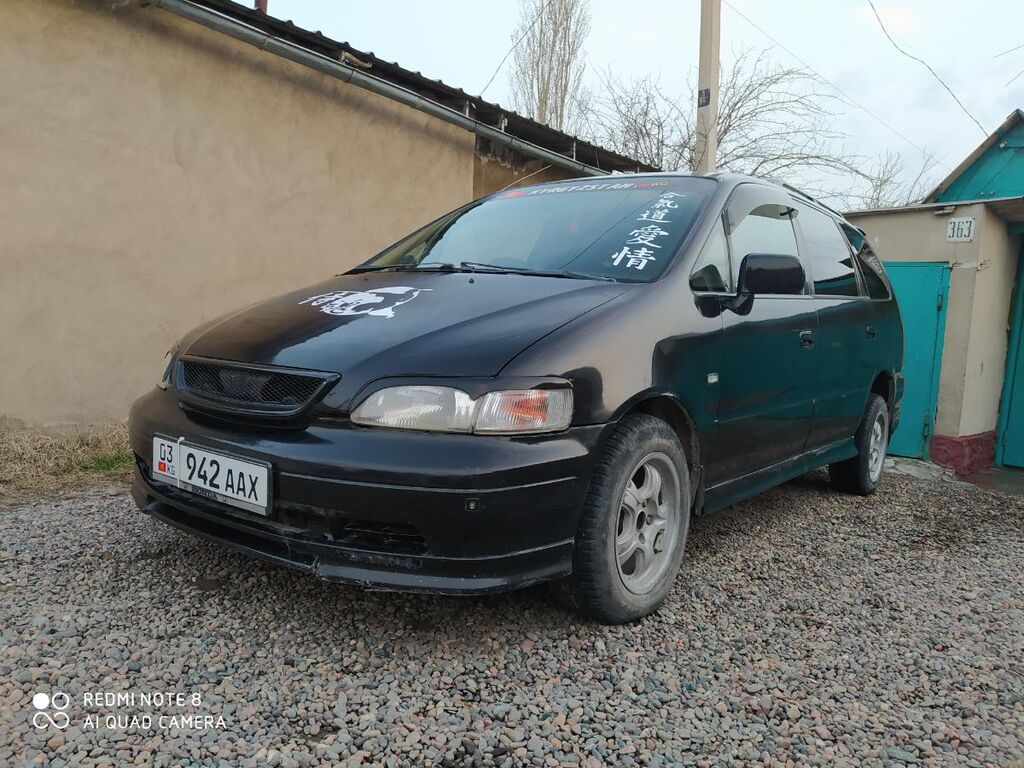 Honda Odyssey 2.2 л. 1998 | 2222222 км