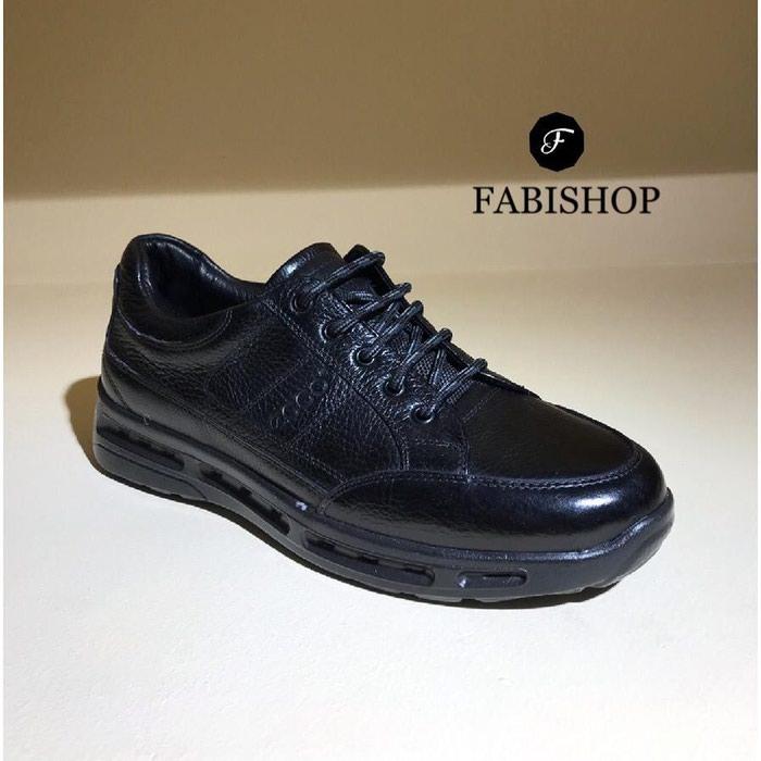 7a73ec2a8b92ad полуспортивная обувь Ecco. кожаные за 2200 KGS в Бишкеке: Кроссовки ...