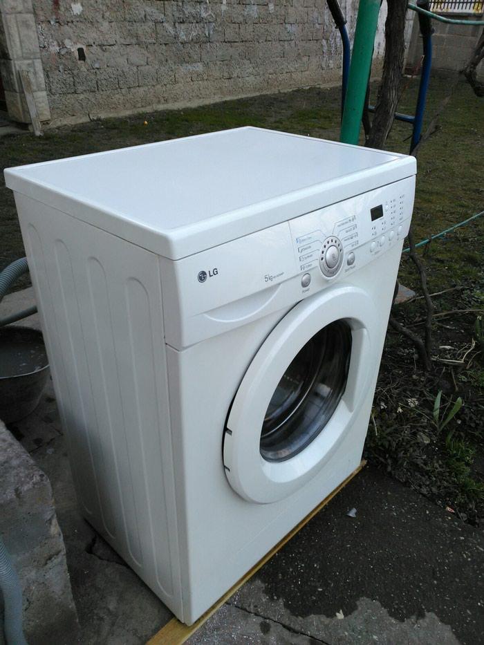 Frontalno Automatska Mašina za pranje LG 5 kg.. Photo 2
