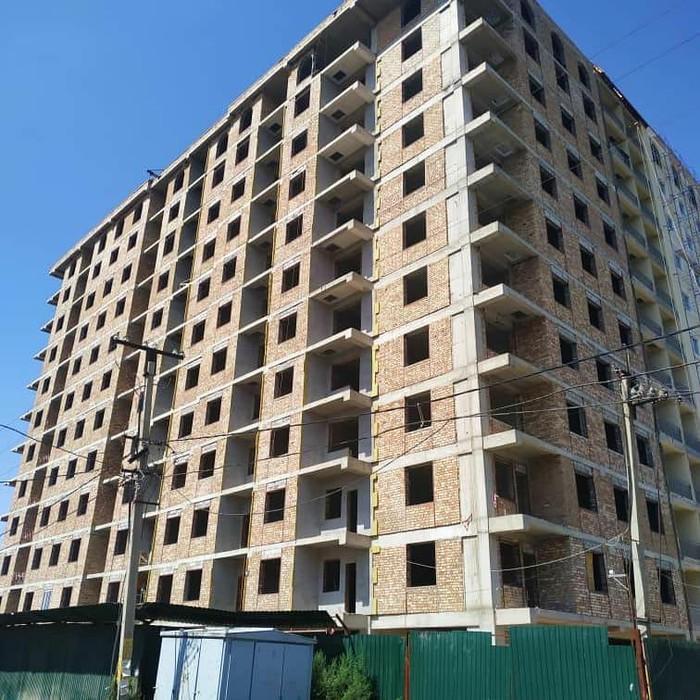 Продается квартира: 1 комната, 42 кв. м., Бишкек. Photo 2