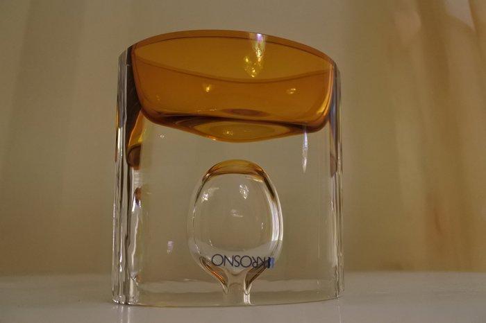 Κρυστάλλινο βάζο Krosno, καινούργιο, σε. Photo 0
