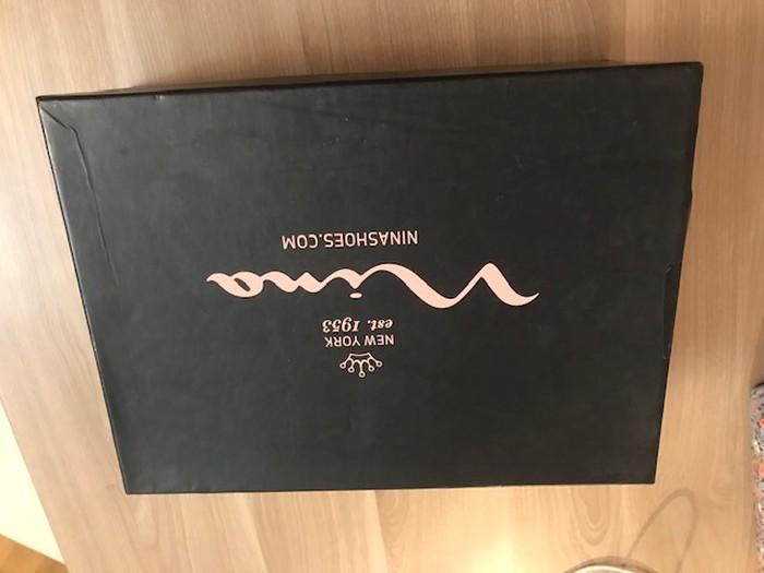 4bc7c987d NINA Wedding Shoes - Size 39 1 defe qeyilib за 50 AZN в Баку ...