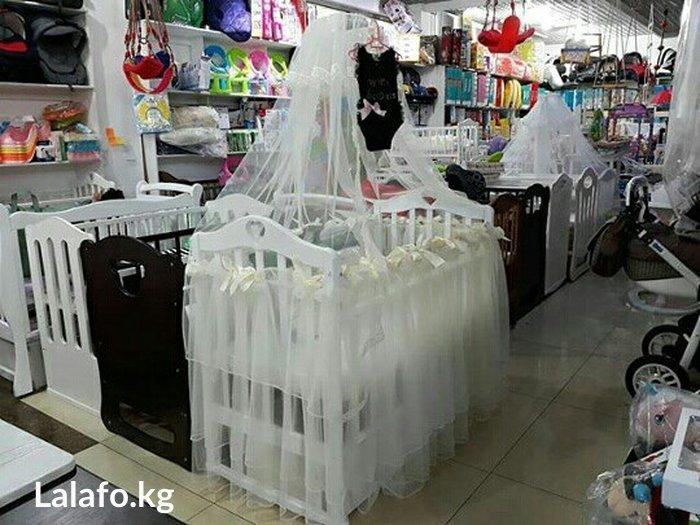 Кроватки детские. производство Россия! в Бишкек
