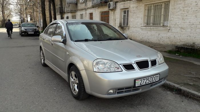 Daewoo Lacetti 2004 в Душанбе