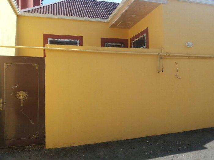 Xırdalan şəhərində Xırdalan ş. 2 otaqlı 45kv metr ev əla remont paket şıfer həyəti balacl