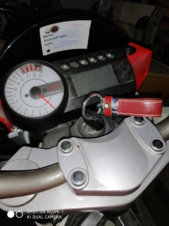 Digər motosiklet və mopedlər. Photo 1