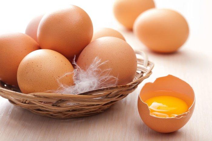 Яйца породистой брамы и кокенхина в Лебединовка