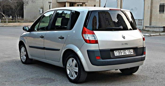 Renault Megane 2005. Photo 5