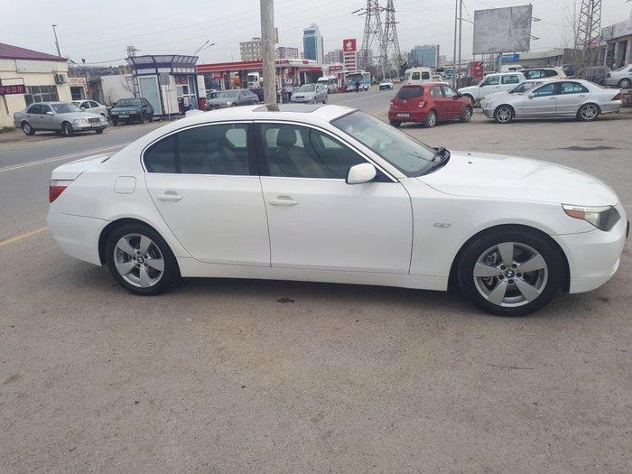 BMW 530 2007. Photo 5