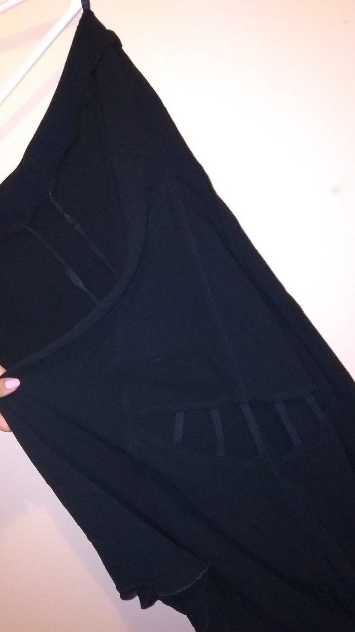 Σαλβάρι μαύρο. Photo 1