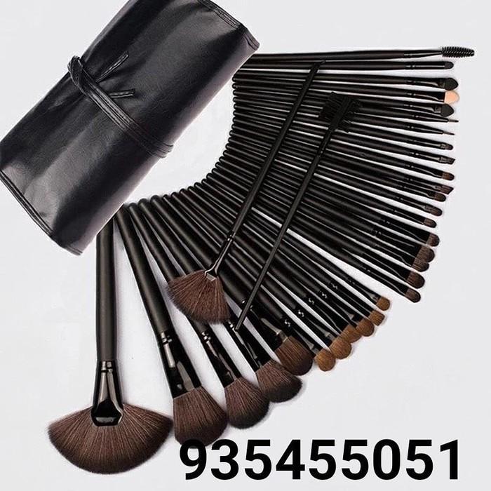 Набор кисточек для макияжа в Душанбе