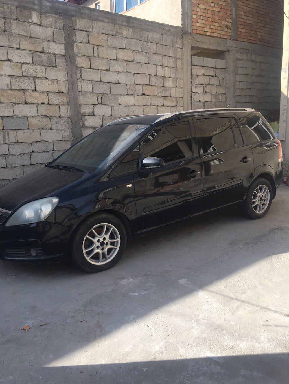 Opel Zafira 2.2 л. 2006