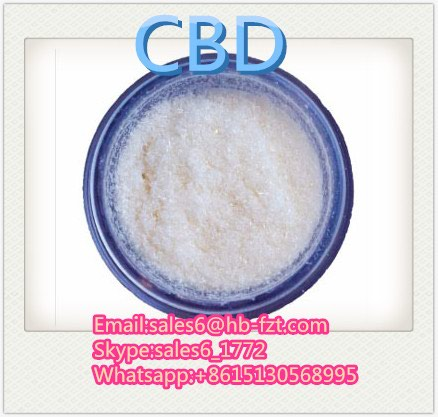 High purity Chinese CBD white powder,high quality and best price. Photo 4