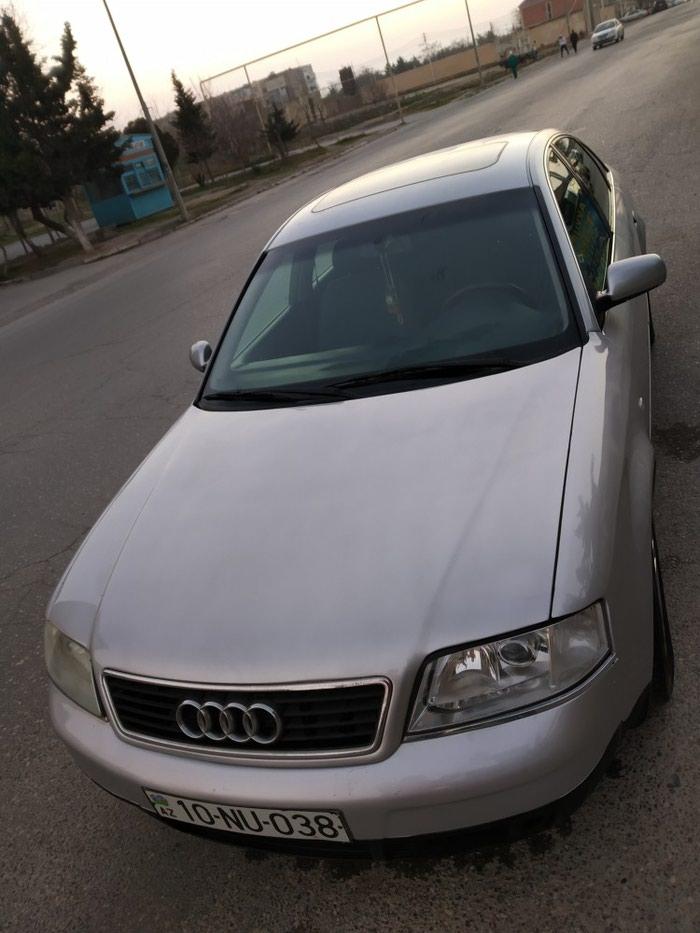Audi A6 1998. Photo 3