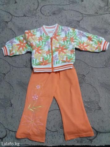 Продам детский костютчик от года до 2 лет в Бишкек