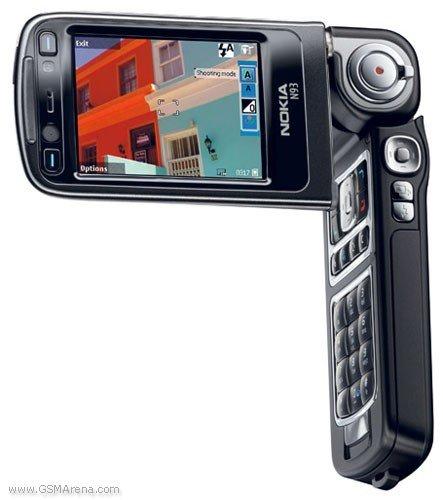 Nokia n 93. Photo 1
