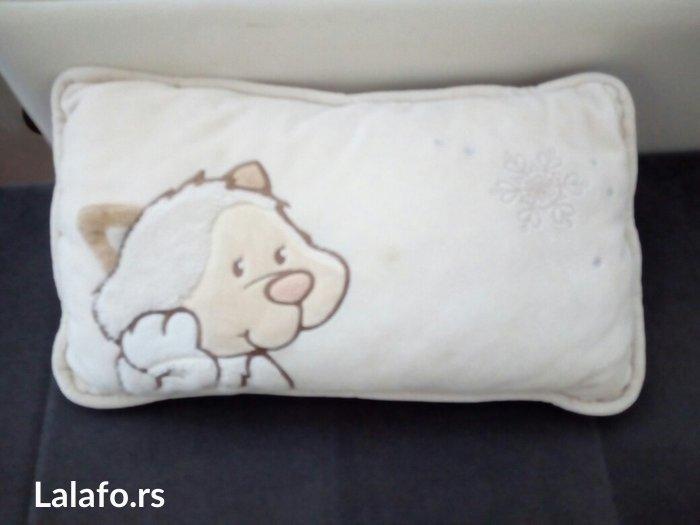 Kao nov jastuk.42 cm sa 25 cm.bez ostecenja - Nis