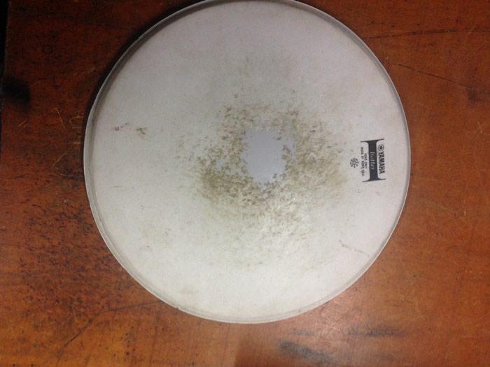 Plastika za bubnjeve 14 inc koriscena dobra . Photo 1