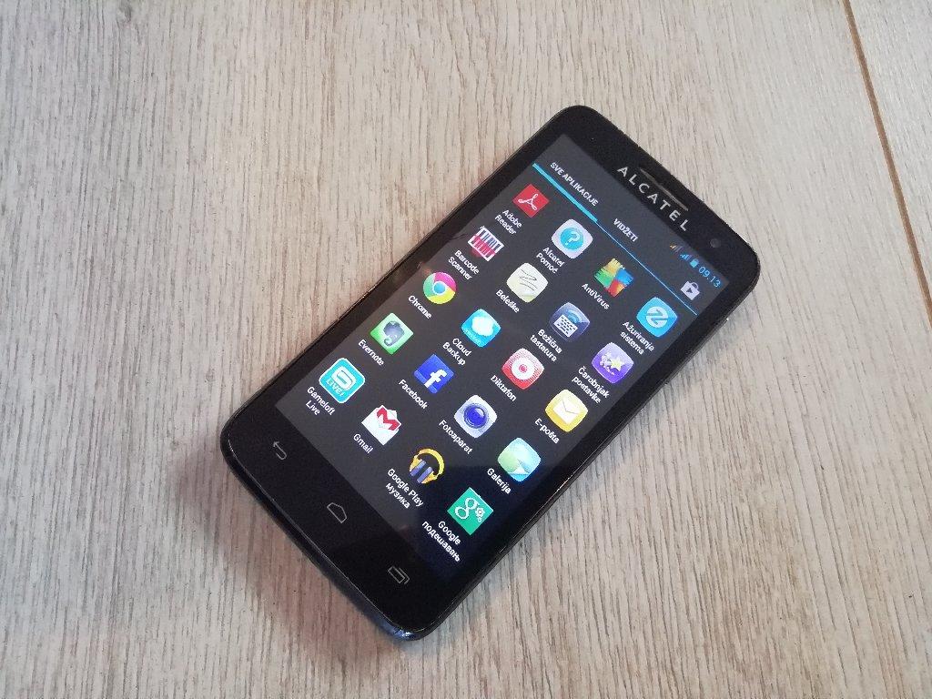 Alcatel One Touch X Pop OT-5035D