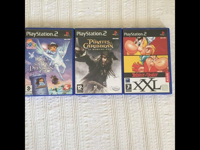 9 παιχνίδια για PS2. Δουλεύουν όλα κανονικά.. Photo 1
